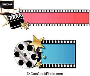 spandoek, film
