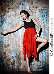 spanish舞蹈演員