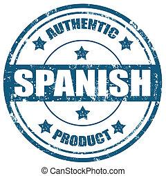 Spanish-Authentic Product