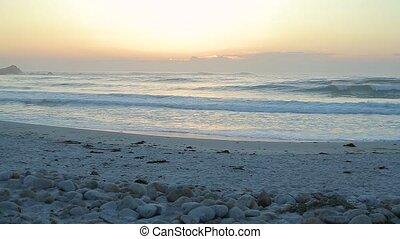 Spanish Bay Beach in Pacific Grove. California. Monterey 17...