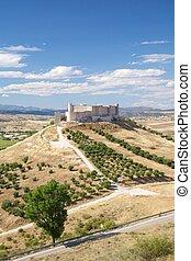 spanish castle of Jadraque