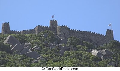 Spanish Castle Or Fortification