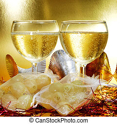 spanish champagne and the twelve grapes of luck