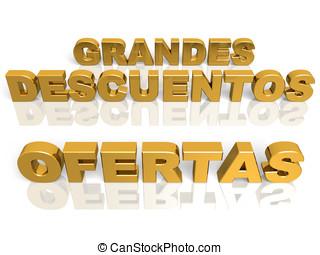 Spanish discounts