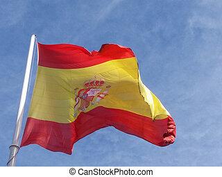 Spanish Flag of Spain
