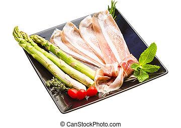 Spanish ham - Hamon