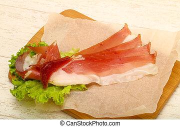 Hamon - Spanish Hamon