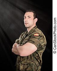 Spanish military
