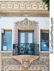 Spanish style architecture