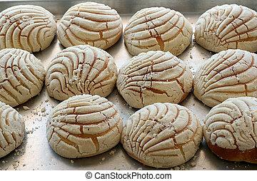 Spanish Sweet Bread from a bakery in Rosarito, Mexico
