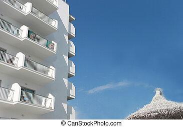 Spanish tourist hotel 1