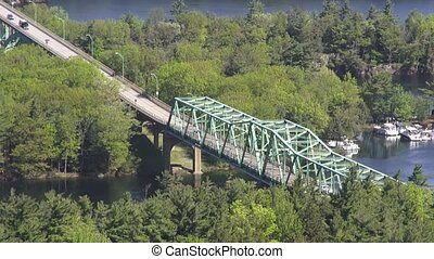 spans, strutture, ponti