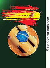 spanyolország, brazília, 2014, világ