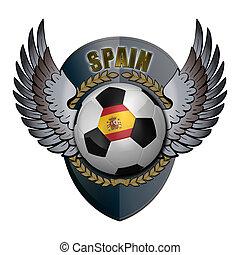 spanyolország, címer