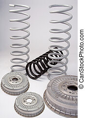 spare parts - Operation of the automobile demands many...