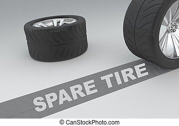 Spare Tire concept