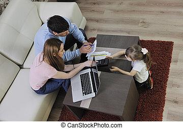 spareinlagen, familie