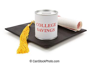 spareinlagen, hochschule
