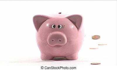 sparenden geld