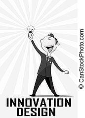 Spark Idea illustration