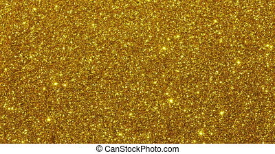 Golden sparkle glittering background luxury party Christmas New Year concept