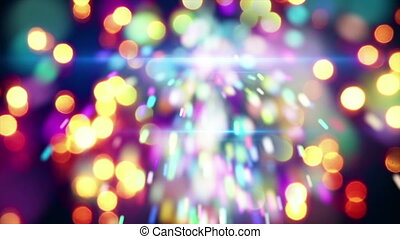 sparkler, lumières, animation, noël, loopable