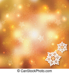 Sparkling Christmas Background