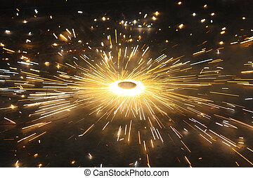 Sparkling Diwai Chakra