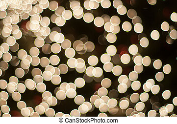 Sparkling lights background - Christmas sparkling lights ...
