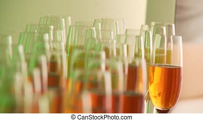 Sparkling Wine Gasses - Gasses