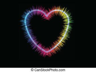 sparky heart