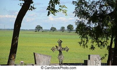 sparrow cross cemetery