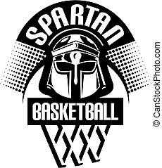 spartan basketball