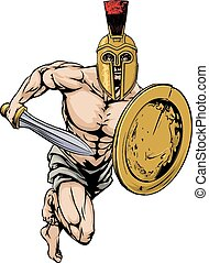 Spartan character