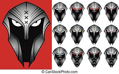spartan warrior design