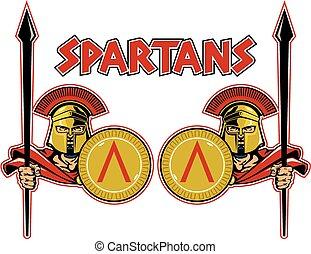 spartans, 2, 保護