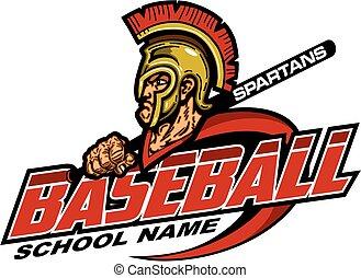 spartans baseball
