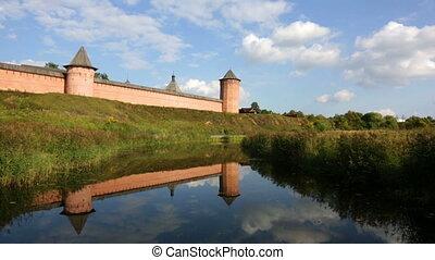Spaso - Evfimevsky monastery. Suzdal, Golden Ring of Russia