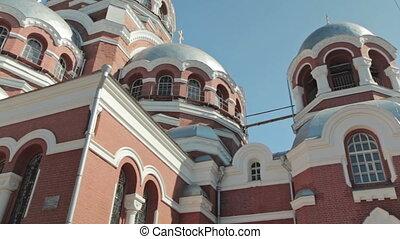 Spaso-Preobrazhensky Cathedral in the city of Nizhny Novgorod