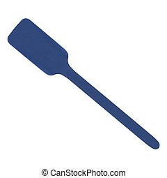 spatula isolated on white background
