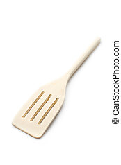 Spatula isolated on white