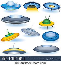spazio, collezione, 2