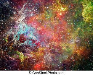 spazio, galattico