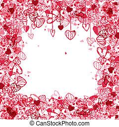 spazio, testo, cornice, valentina, disegno, tuo
