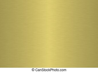 spazzolato, struttura, oro