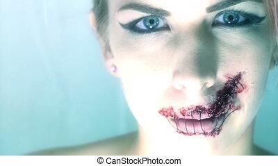 Speak no Evil Blood Strobe