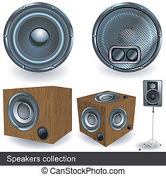 Speaker collection