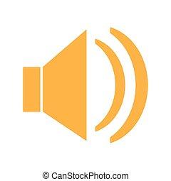SPeaker icon design