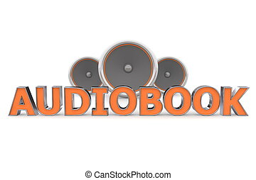 Speakers Audiobook - Orange