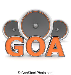 Speakers GOA ? Orange